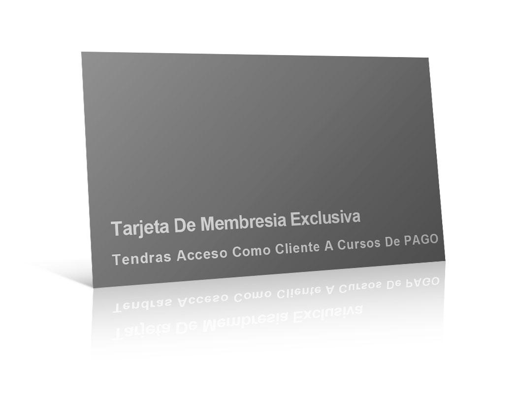 tarjeta club privado de meditaciones guiadas